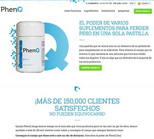 PhenQ Spain Mexico
