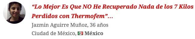 Testimonios de Thermofem Mexico