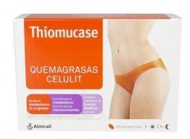 Thiomucase Quemagrasas Celulítico
