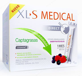 XLS Medical Captagrasas Direct