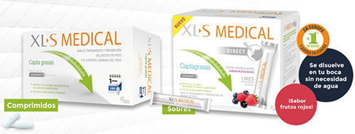 XLS Medical Captagrasa