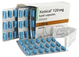 Xenical pastillas para adelgazar